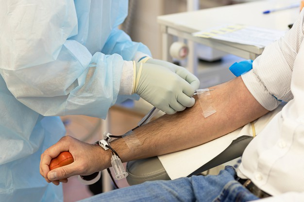 The growing need of a continuous supply of blood is why we urge you to donate | AccessClinical